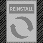 Avoiding reinstalling