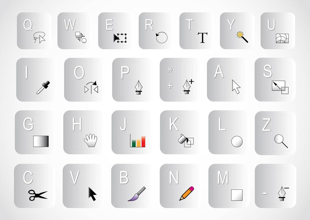 Mirekusoft Install Monitor Shortcut Keys