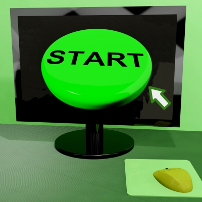 start-up your PC