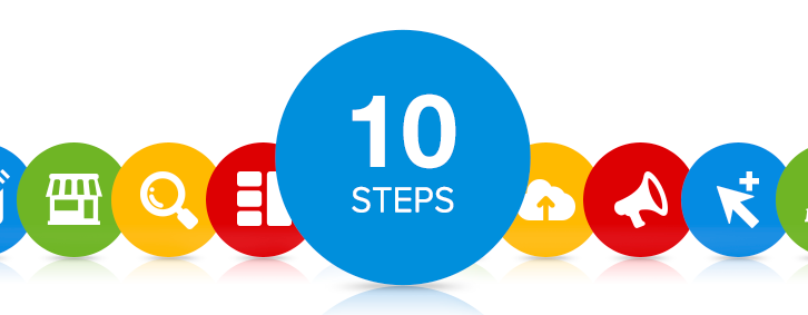 Business app in 10 steps 1