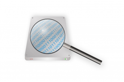 Data Application Scanning