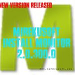 Mirekusoft Install Monitor 2.0.300.0