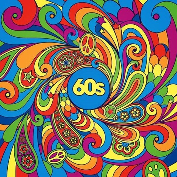 The glorious 60's and the world after the trip to the moon and back