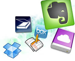 Dropbox, Evernote Google docs and more web apps