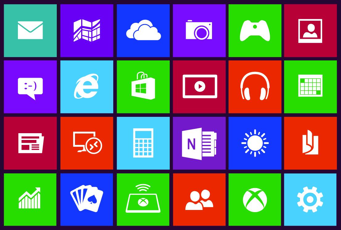 Windows 8 Modern UI apps