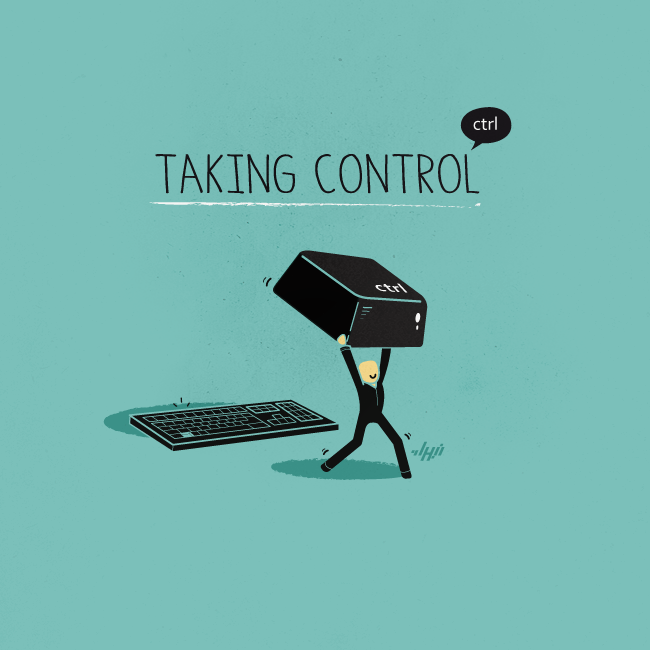 How To Take Back Control of Your PC