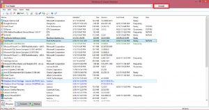 removing a program IM3