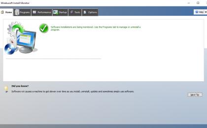 Install Monitor 4 Revamped UI