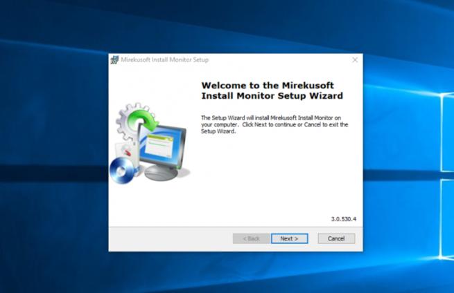 2. Install Monitor Installation